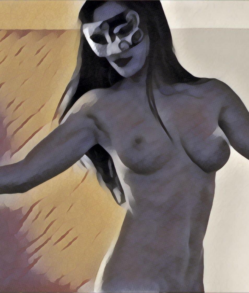 Naked Masquerade
